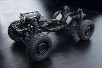 CFX 4WD Crawler KIT Frontmotor Radstand 242/252/267mm