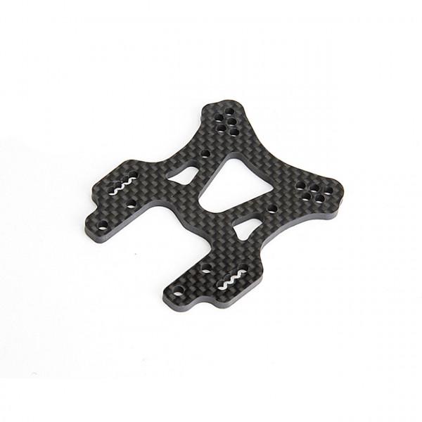 PR S1 V3(MM)3mm Carbon Fiber Front Shock Absorber Plate *1pc