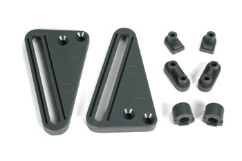 X5 Large Chassis Guide with Post