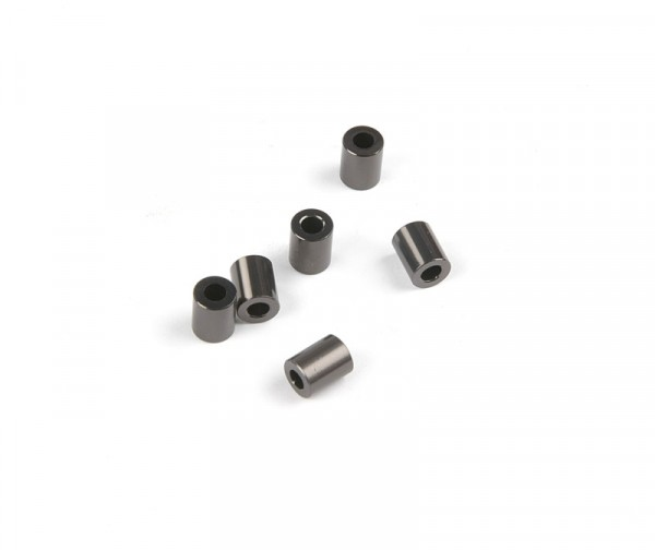 7.5x6mm Distanzstück -Grau (6Stk.)