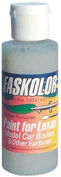 Faskolor Satin Chrome Airbrush Farbe 60ml