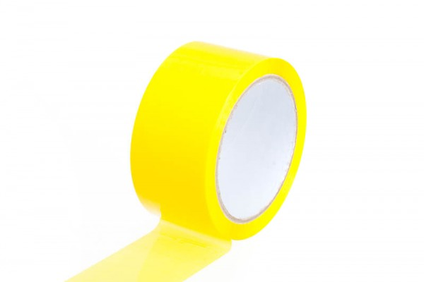 Covering Trim Tape Gelb (50mm x 66m)