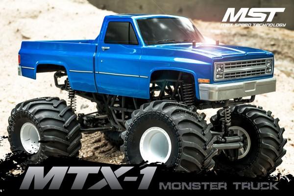 MTX-1 Monstertruck Brushless