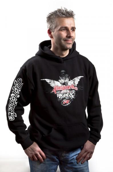 "Robitronic Grunged Sweater - JQ Edition ""XL"" (320g)"