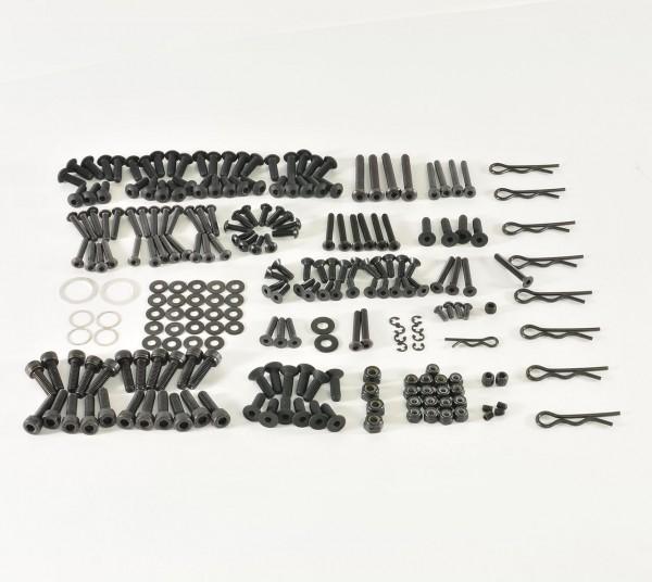 Schrauben und Kleinteile Set