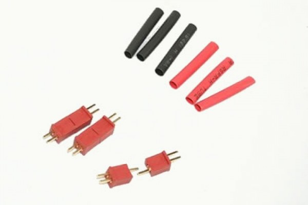 Rockamp Micro-T Stecker Set