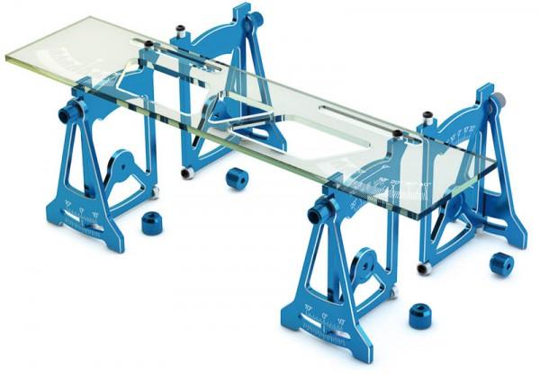 Einstellehre Setup Tool Blau