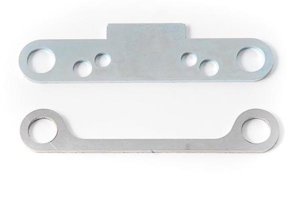 Verstärkung für Querlenkerhalter vorne innen/außen Set