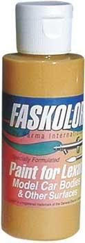 Faspearl Gold Airbrush Farbe 60ml