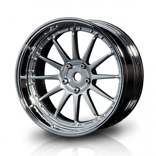 Drift Felge 21 Silber-Silbermatt Offset verstellbar (4)