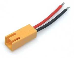 Micro Stecker gelb (Motor)