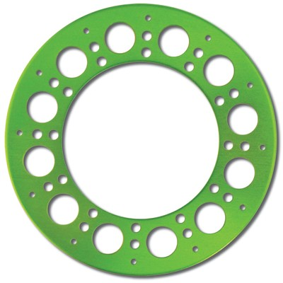 Holey Rollers Beadlock Ring (Grün) (2Stk.)
