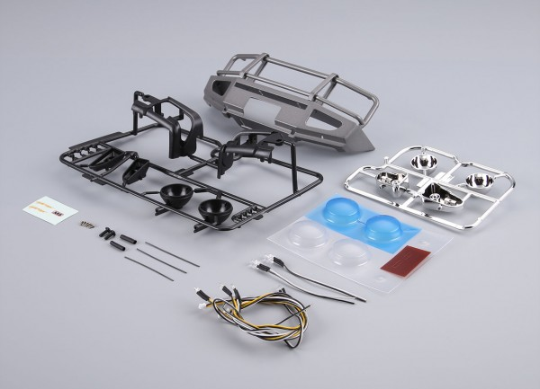 klare Karosserie Killerbody Camaro 2011 190mm KB48023 Kit all-in