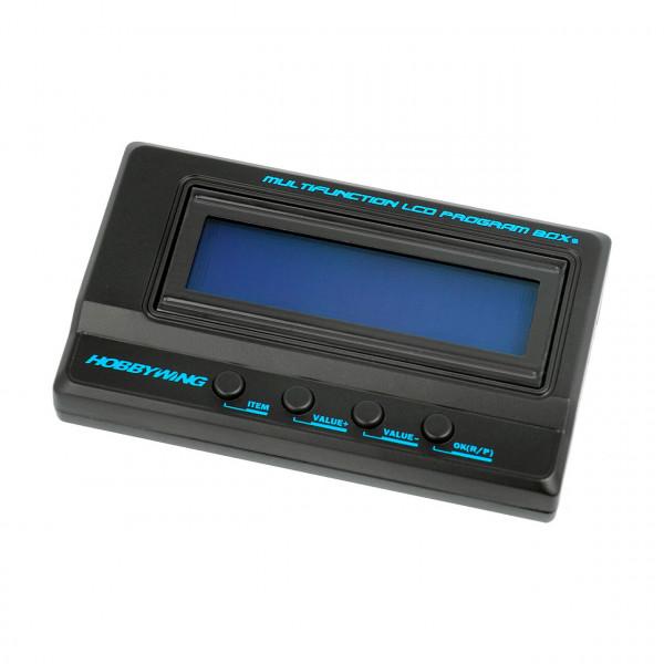 LCD Programmierbox G2 für Xerun, Ezrun und Platinum