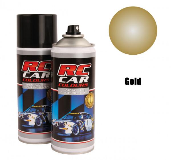 Lexan Farbe Metallic Gold Nr 910 150ml