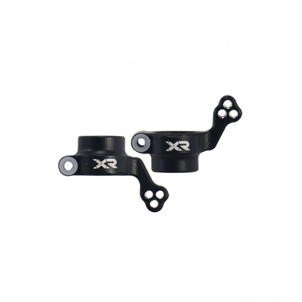 Radträger schwarz li/re Aluminium (2 Stk.)