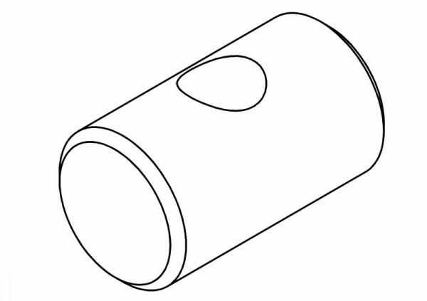 Verbinder CCD Antriebswelle und Radachse