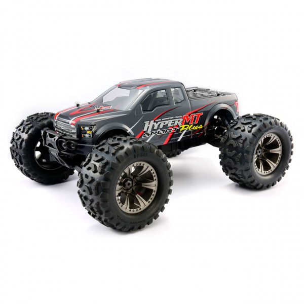Hyper Monster Truck Brushless 1/8 150A 6s RTR Blau