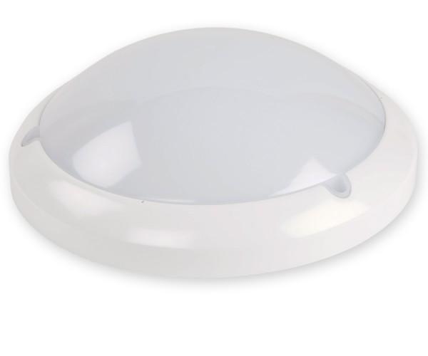 LED Aufbauleuchte Dome für E27 mit integr. Bewegungsmelder