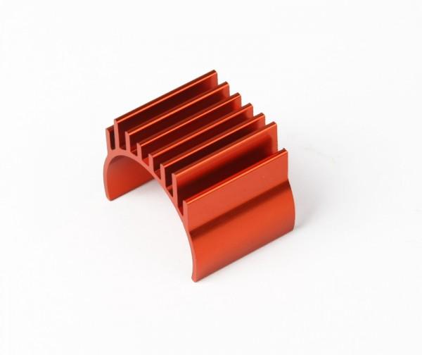 Aluminium Motorkühlkörper, Orange (Animus SC/TR)