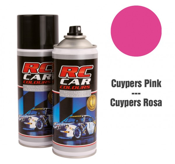 Lexan Farbe Cuypers Pink Nr 1009 150ml