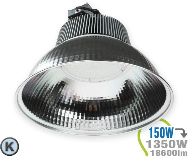 LED Hallenstrahler 150W A++ Kaltweiß