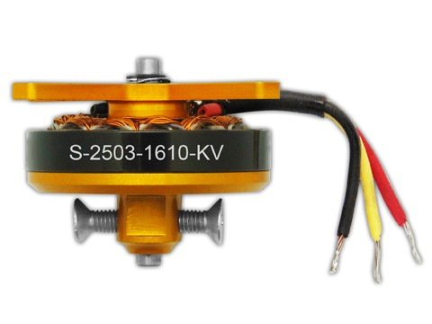 S-2503-1610KV Scorpion F3P Motor (3mm Welle)