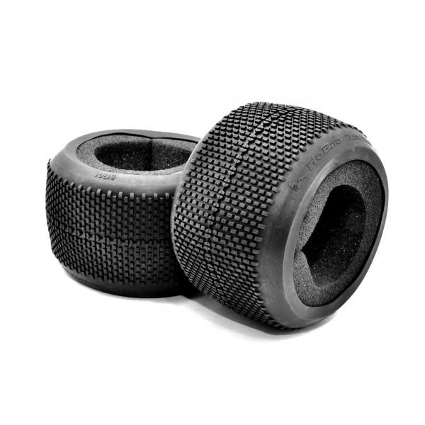 1/8 Truggy Reifen mit Einlage (2 Stück)