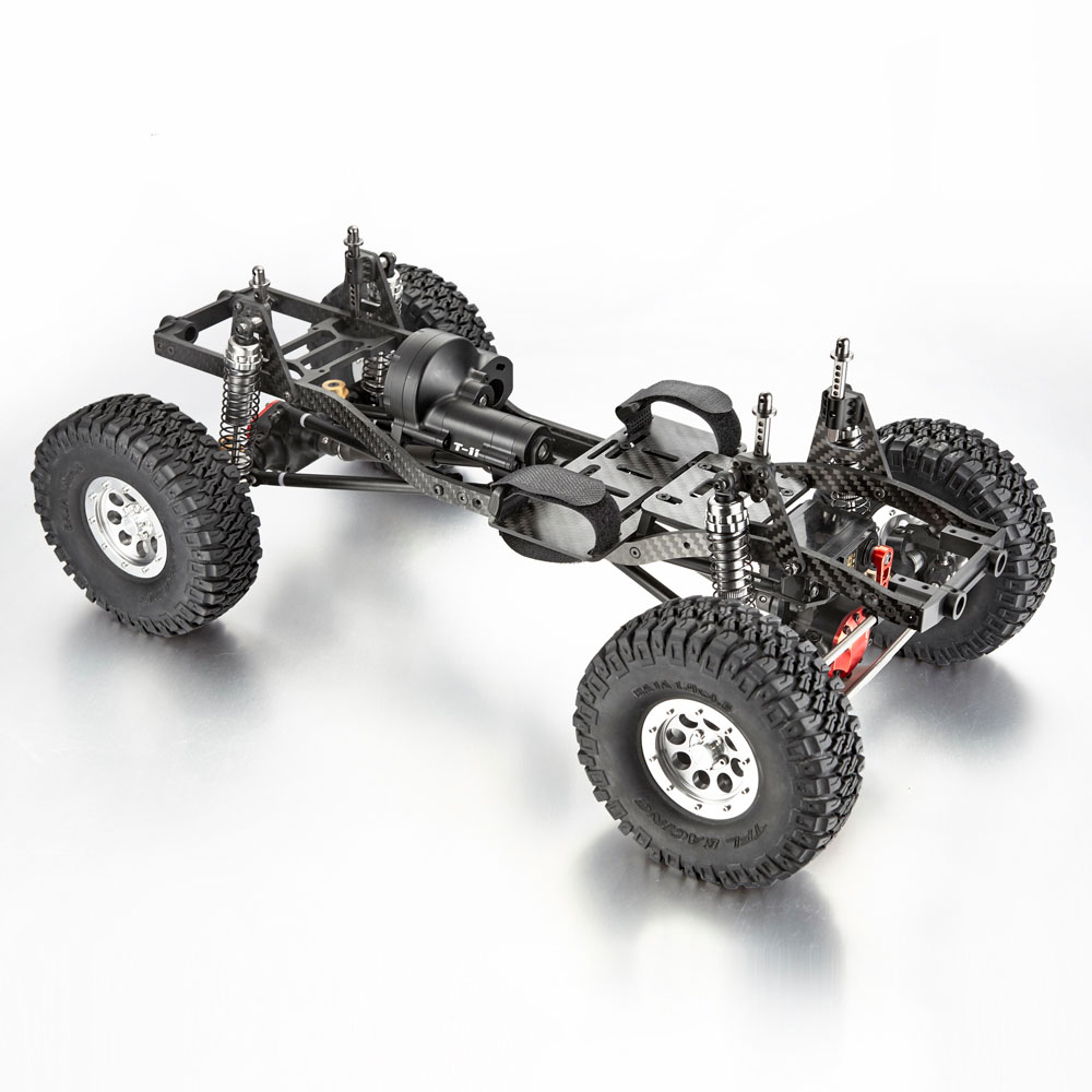 RC Model Vehicle Parts & Accs TFL The LC70 Body Modification Kit For