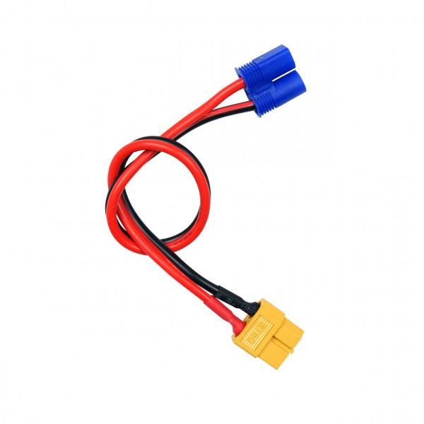 Ladekabel XT60 für Akku mit EC3
