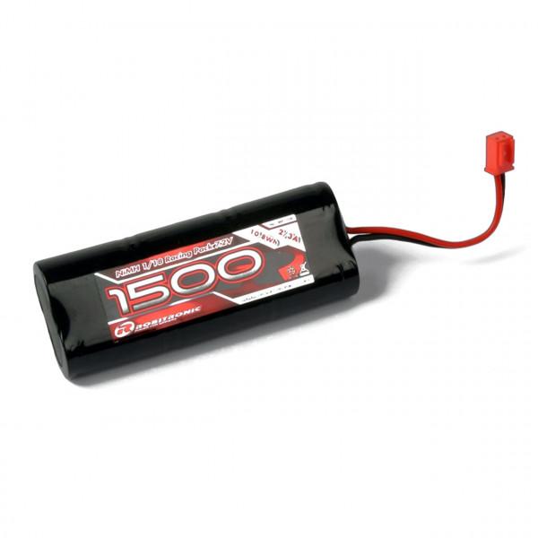 NiMH Akku 1500mAh 7,2V Stick Pack 2/3A 1/18