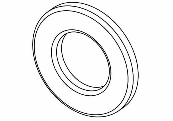 Unterlegscheibe 3 mm