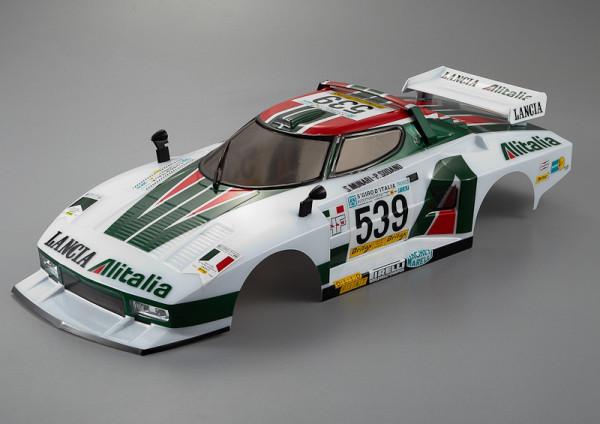 Lancia Stratos 1977 Giro Italia  Karosserie 195mm RTU all-in