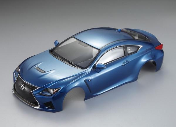 Lexus RC Karosserie Metallic Blau 195mm RTU