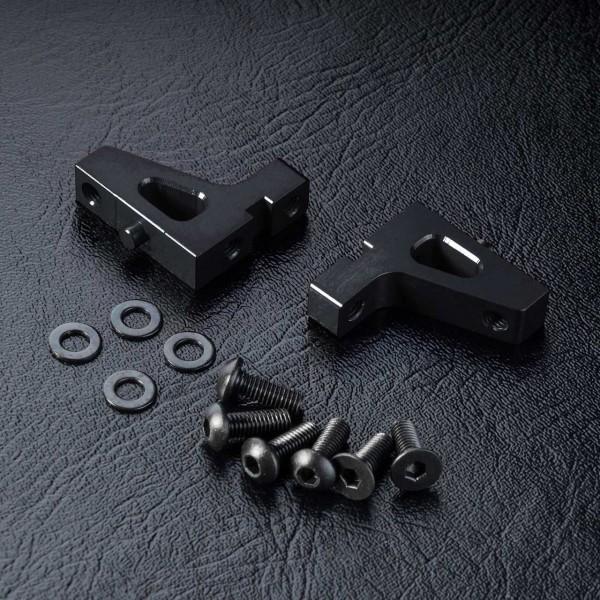 Servohalter Aluminium schwarz
