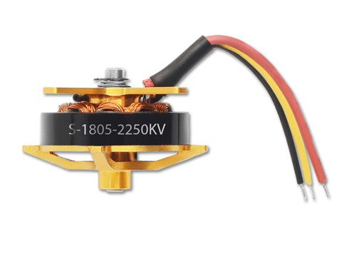 S-1805-2250KV Scorpion Motor (3mm Welle)
