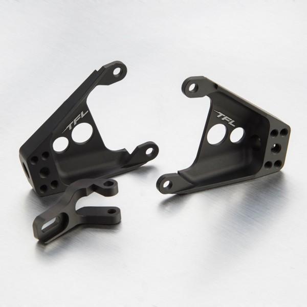 Vordere Stoßdämperhalter Metall SCX10 II Upgrade