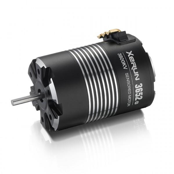 Xerun 3652SD Brushless Motor 3800kV Sensored 3.175mm Welle
