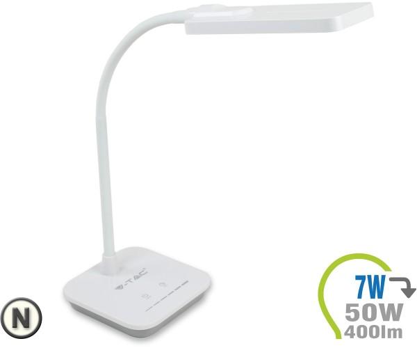 LED Tischlampe 7W Neutralweiß (5000K)