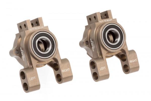 Radträger Set Aluminium Hinten (Optional)