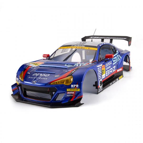 Subaru BRZ R&D Sport Karosserie lackiert Blau RTU
