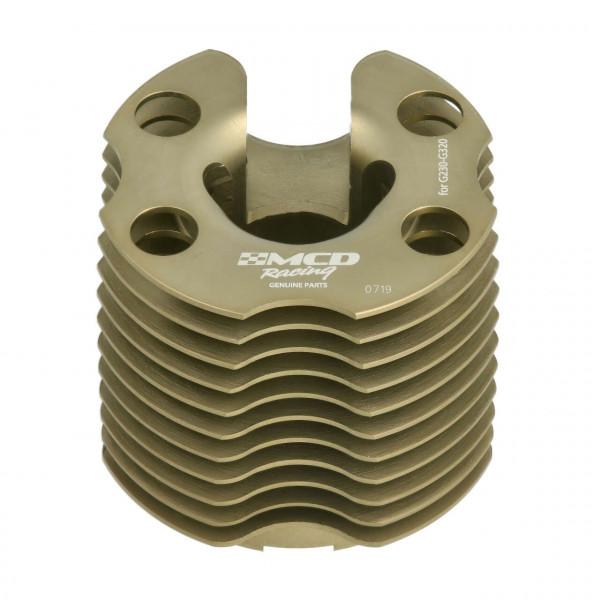 Alu Kühlkopf Set für Zenoah Motor (730101A)