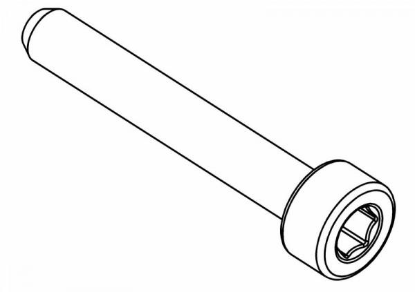 Zylinderkopf Innensechskantschraube M3x20 mm