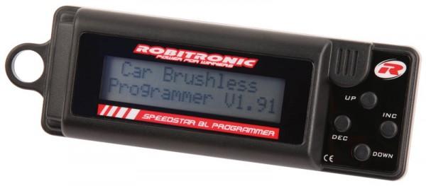 Programmiergerät für Speedstar Brushless