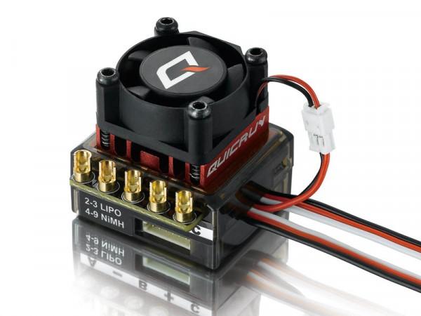 QuicRun 10BL60 60A Sensored Regler