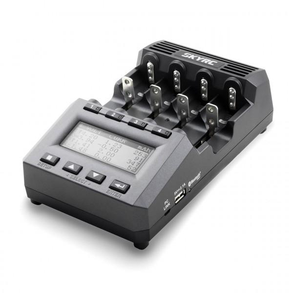 MC3000 Ladegerät Analyzer für 4xAA/AAA DC 4A