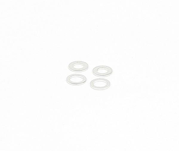 Vergaser Scheibe 4,1x7,5x0,7mm & Scheibe 5,1x7,5x0,7mm