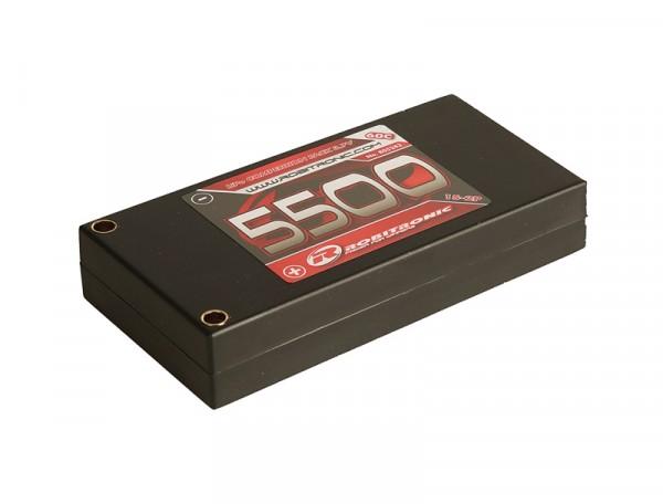 LiPo Akku 5500mAh 1S 60C 1/12 Hardcase