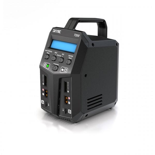 T200 AC/DC Ladegerät LiPo 1-6s 12A 100W