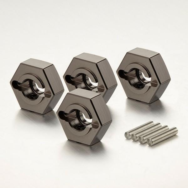 Felgenmitnehmer 12mm Sechskant, Höhe 5mm